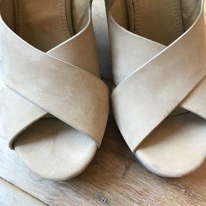 Splendid Jess Wedges Size 6.5